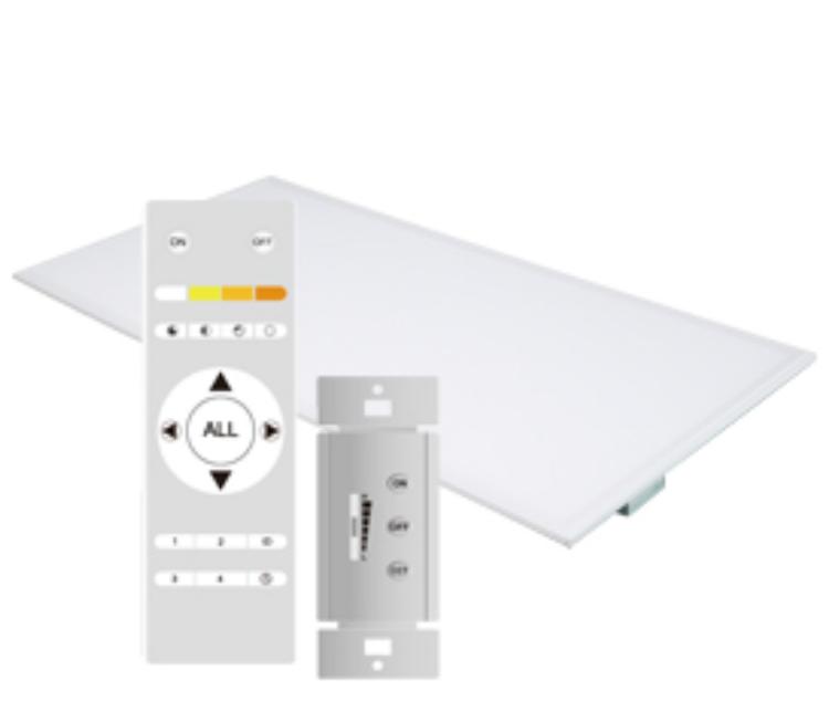 Picture of 1'x4' Edge-Lit Flat panel CCT