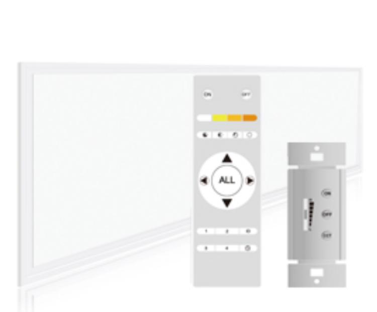 Picture of 2'x4' Edge-Lit Flat panel CCT