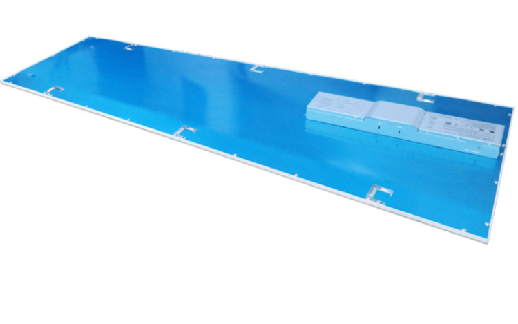 Picture of 1'x4' Edge-Lit Flat panel Emergency Battery