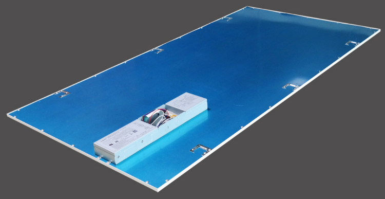 Picture of 2'x4' Edge-Lit Flat panel Emergency Battery