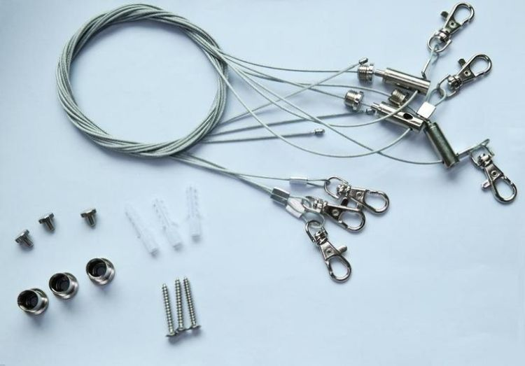 Picture of Hanging Rope Kit 2'x2'
