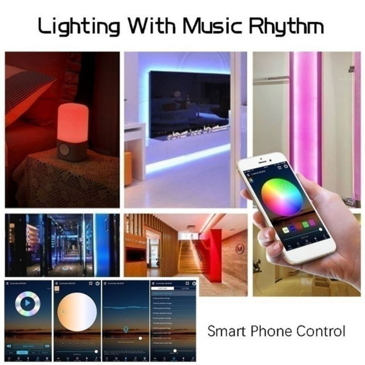 Picture of WIFI Smart LED Strip Light 8W