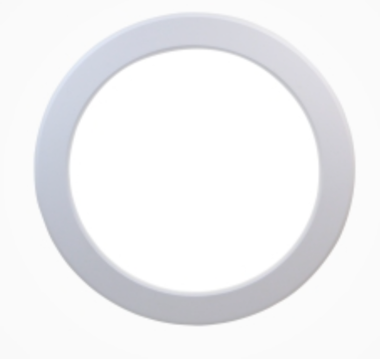 Picture of Round Panel light 3000K