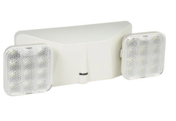 Picture of Twin Head Emergency Light