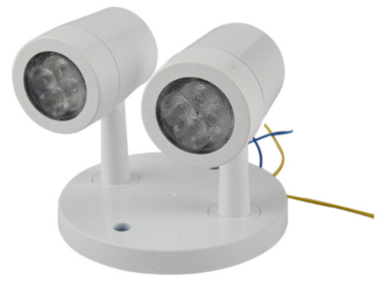 Picture of Outdoor Dual Remote Lamp Head