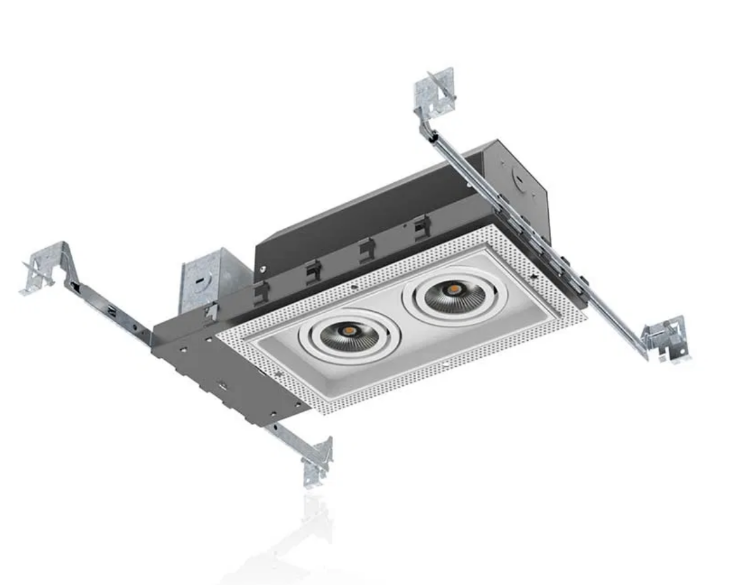 Picture of LED COB Twin heads downlight TRIMED
