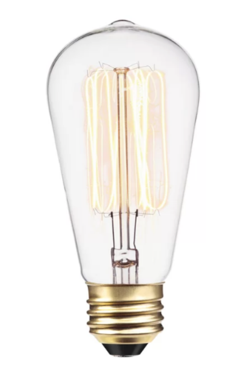 Picture of LED ST19 Bulb Dimmable 5W
